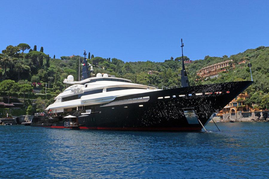 Marina Portofino servizi